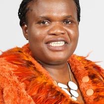 Headshot of Faith Muthambi