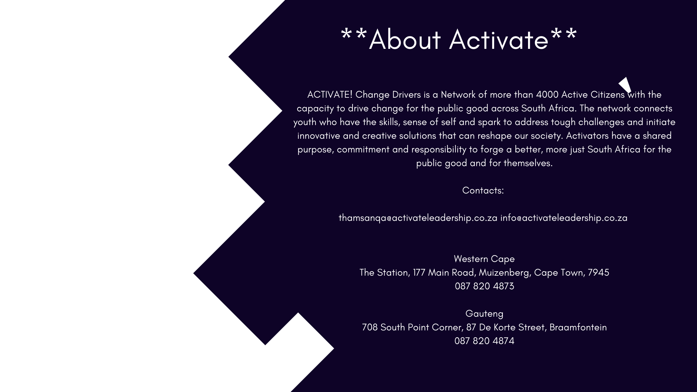 about activate