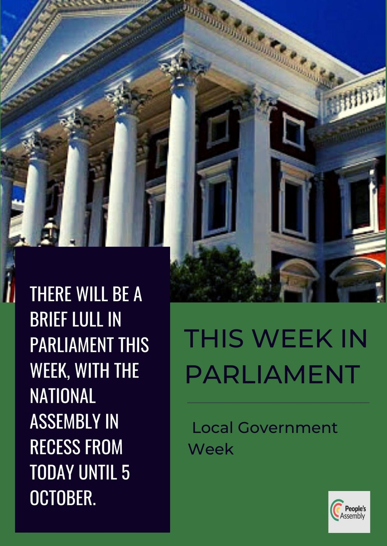 local govt week ahead