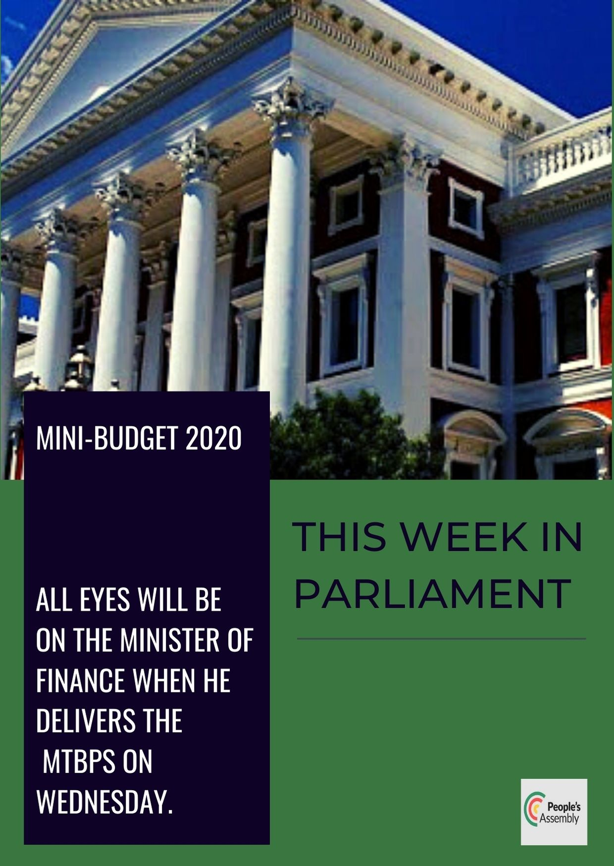 week ahead mini budget